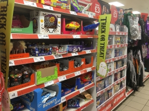 Don't get spooked by Halloween, suppliers advised - Bridgethorne